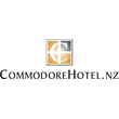 Commodore Hotel Logo 110x
